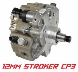 Fuel System & Components - Fuel Injection & Parts - Dynomite Diesel - Dodge 07.5-18 6.7L Brand New 12MM Stroker CP3 Dynomite Diesel