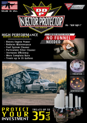 Dynomite Diesel - Injector Protector Fuel Additive 1 Bottle Treats Up To 35 Gallons Dynomite Diesel - Image 3