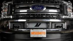 Mishimoto - Mishimoto Performance Engine Oil Cooler for Ford 6.7 Powerstroke 2011-2019 - Black - Image 6