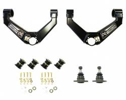 2011–2016 GM 6.6L LML Duramax Performance Parts - 6.6L LML Steering And Suspension Parts - KRYPTONITE PRODUCTS - Kryptonite Upper Control Arm Kit 2011-2019 Chevy GMC 2500 HD 3500 Trucks