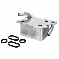 Engine Parts - Oil System - Bullet Proof Diesel Heavy Duty 6.7L Oil Cooler Upgrade with Gaskets