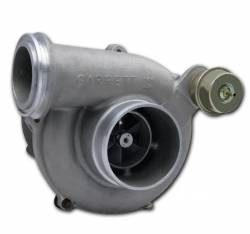 Ford 7.3L Turbo Chargers & Components - Turbochargers & Kits - Garrett Turbocharger - Garrett 739619-5004S Powermax GTP38R Ball Bearing Turbocharger for 99.5-03 Ford 7.3L