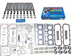 Engine Parts for Ford Powerstoke 6.0L - Cylinder Head Parts - Norcal Diesel Performance Parts - 6.0L 18mm Top End Kit with ARP Studs and OEM Ford Gaskets