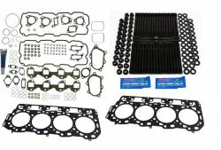 6.6L LB7 Engine Parts - Cylinder Heads, Gaskets And Kits - Norcal Diesel Performance Parts - LB7 Duramax Head Gasket Grade C Top End ARP Stud Kit 6.6L