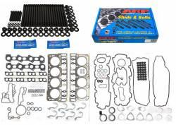 Ford 6.4L Powerstroke Head Gasket Kit with ARP Head Studs
