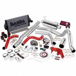 1999-2003 Ford 7.3L Powerstroke Parts - Ford 7.3LPerformance Bundles - Banks Power - Banks PowerPack Bundle for 1999 Ford F250/F350 7.3L Power Stroke, Auto Trans, Chrome Tip
