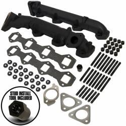 BD Diesel 6.7L Ford Powerstoke Exhaust Manifold Kit