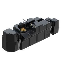 6.6L LMLFuel System & Components - Fuel Tanks & Parts - S&B Tanks 62 Gallon Fuel Tank for 2011-2021 Duramax Crew Cab Short Bed