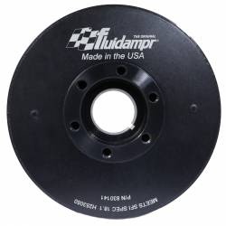 Fluidampr Harmonic Balancer - 2017-2019 GM / Chevy Duramax L5P