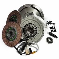 Transmission - Manual Transmission Parts - Valair Dual Disc Clutch Kit for Dodge Ram with G56 Transmission