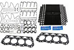 Engine Parts - Cylinder Head Kits and Parts - Norcal Diesel Performance Parts - 2011-2016 LML Duramax Head Gasket Grade C Top End ARP Stud Kit 6.6L