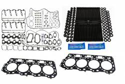 Engine Parts - Cylinder Head Kits and Parts - Norcal Diesel Performance Parts - 2004.5-2007 LLY LBZ 6.6L Duramax Head Gasket Grade C Kit w/ARP