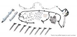 11-14 Ford 6.7L Power Stroke Fuel System Contamination Kit