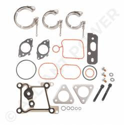 Turbo Chargers & Components - Gaskets & Accessories - Alliant Power - Alliant Power 11-16 Ford 6.7L Turbocharger Installation Kit