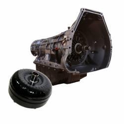 BD Diesel Ford 4R100 Transmission & Converter Package for 1999-2003 7.3L 4x4