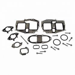 Ford 6.7L 11-14 Powerstroke Diesel EGR Cooler Gasket Kit - OEM